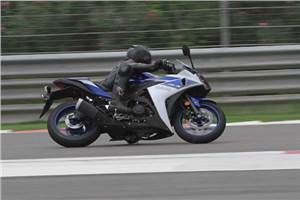 Yamaha YZF-R3 review, test ride