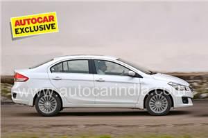 2015 Maruti Ciaz SHVS diesel hybrid review, test drive
