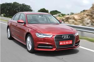 2015 Audi A6 Matrix 35 TDI review, test drive