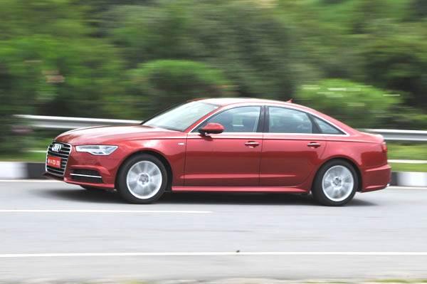 2015 Audi A6 Matrix 35 TDI review, test drive - Autocar India