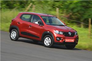 Renault Kwid review, test drive