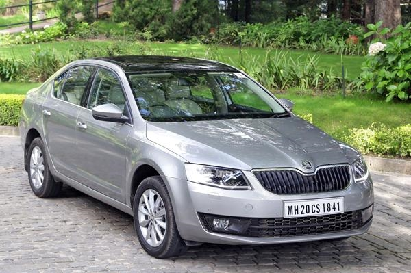 skoda octavia style plus launched at rs lakh autocar india. Black Bedroom Furniture Sets. Home Design Ideas