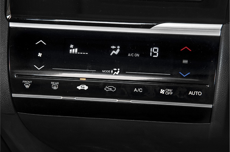 Feather-touch climate control from City, but you need to ...