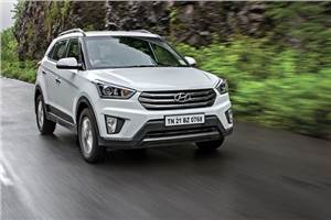 Hyundai Creta review, road test