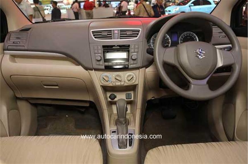 maruti ertiga automatic launch likely autocar india. Black Bedroom Furniture Sets. Home Design Ideas