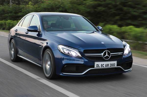 Mercedes-AMG C 63 S India review, test drive - Autocar India