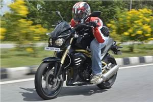 Mahindra Mojo review, test ride