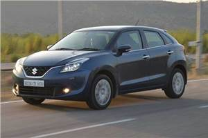 Maruti Baleno review, test drive