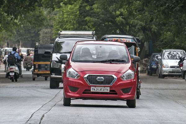 Datsun Go long term review, third report