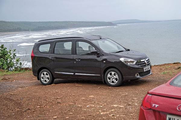 Renault Lodgy long term review, first report
