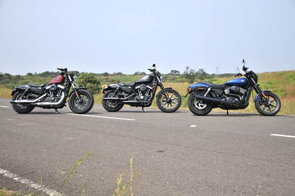 2016 Harley-Davidson Dark Custom review, test ride