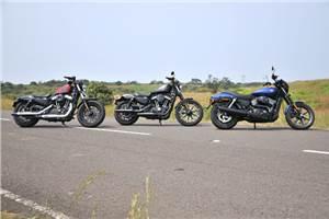 2016 Harley-Davidson Dark Custom review, test ride