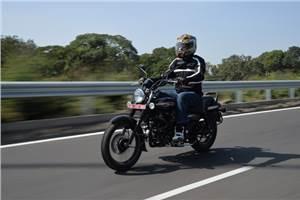 Bajaj Avenger 150 Street review, test ride