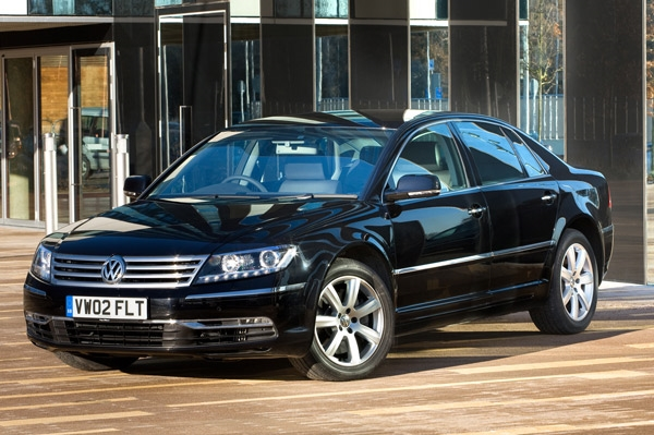 Volkswagen Phaeton EV to debut in 2020 - Autocar India
