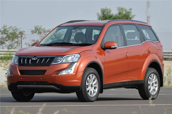 Mahindra Xuv500 Automatic Launched At Rs 15 53 Lakh