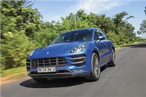 Porsche Macan Turbo review, test drive