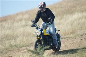 Ducati Scrambler India review, test ride