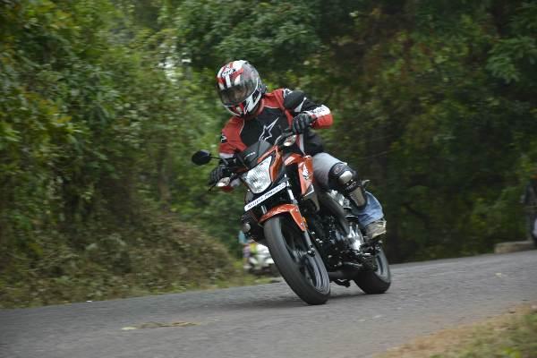 Honda CB Hornet 160R review, test ride
