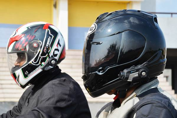 Sena 10C and 20S helmet communication system review