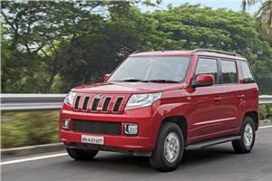 Mahindra TUV300 review, road test