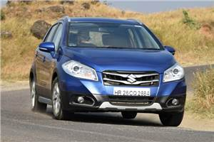 Maruti Suzuki S-Cross 1.3 DDiS 200 review, test drive