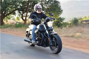 Moto Guzzi Audace review, test ride