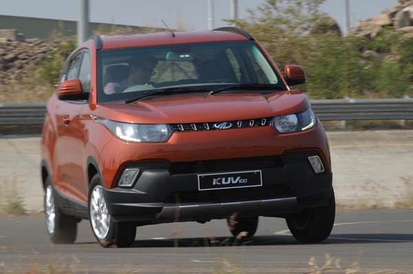 Mahindra KUV 100 Review & Specification - KUV 100 Price & Features - Autocar India