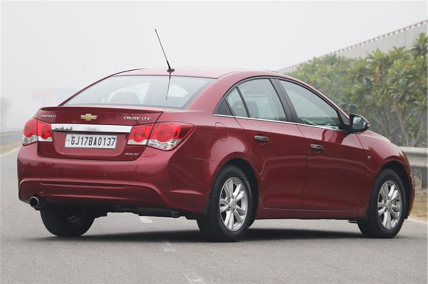 Chevrolet Cruze facelift review, test drive - Autocar India