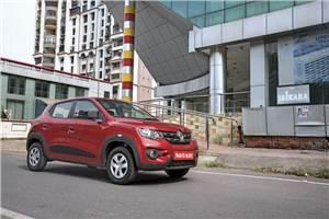 Renault Kwid review, road test