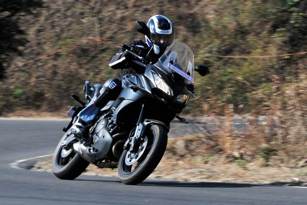 Kawasaki Versys 650 review, test ride