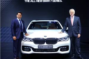 New BMW 7-series launched at Rs 1.11 crore