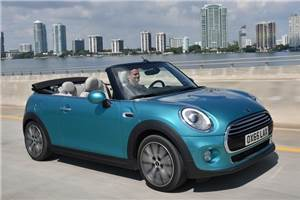 Mini Convertible and Clubman to be launched in India