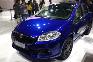Fiat brings Linea 125 S and Avventura Urban Cross to Auto Expo 2016