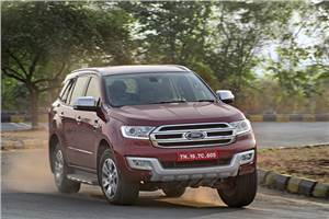 New Ford Endeavour review, road test