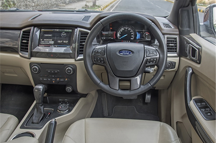 Interiors are luxurious, dash  looks simple yet elegant. ...