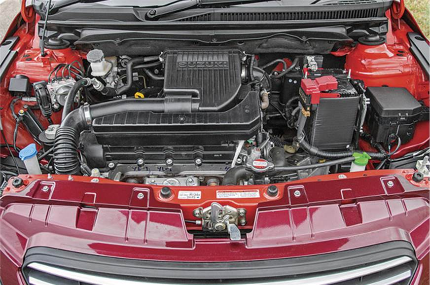 Petrol Engine  A 1.4-litre unit, not the most exciting or...