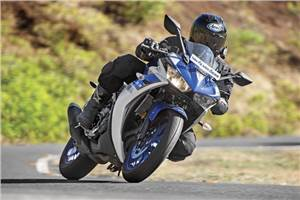 Yamaha YZF-R3 review, road test