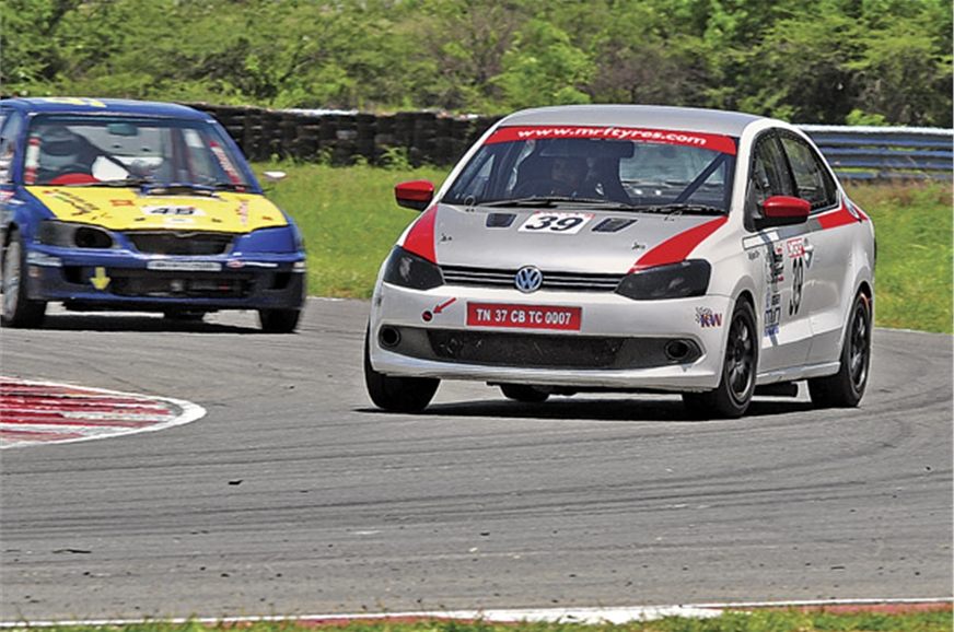 Vento had a brief tryst in the national touring car champ...
