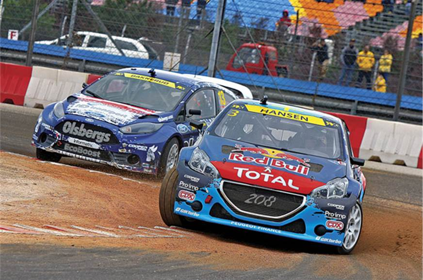 FIA Rallycross has been a global success since its debut ...