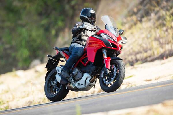 Ducati Multistrada 1200S review, test ride