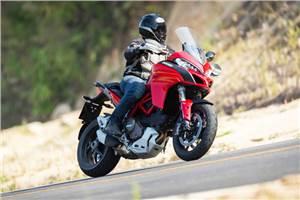 Ducati Multistrada 1200S review, test ride