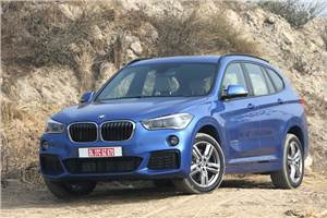 New BMW X1 review, test drive