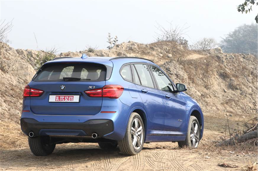 the all new bmw x1 review 20d premium luxury suvs autocar india. Black Bedroom Furniture Sets. Home Design Ideas