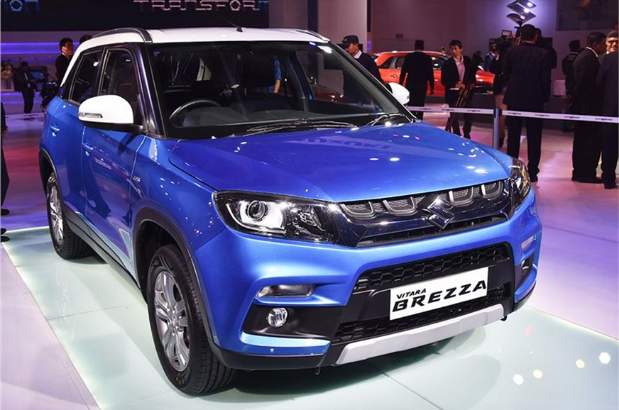 maruti vitara brezza is the most fuel efficient compact suv autocar india. Black Bedroom Furniture Sets. Home Design Ideas