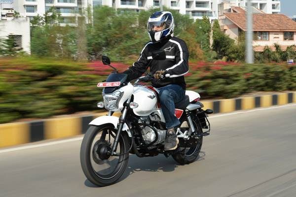 Bajaj V15 review, test ride