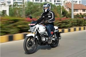 Bajaj V15 review, test ride