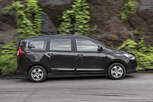 Renault Lodgy long term review, second report