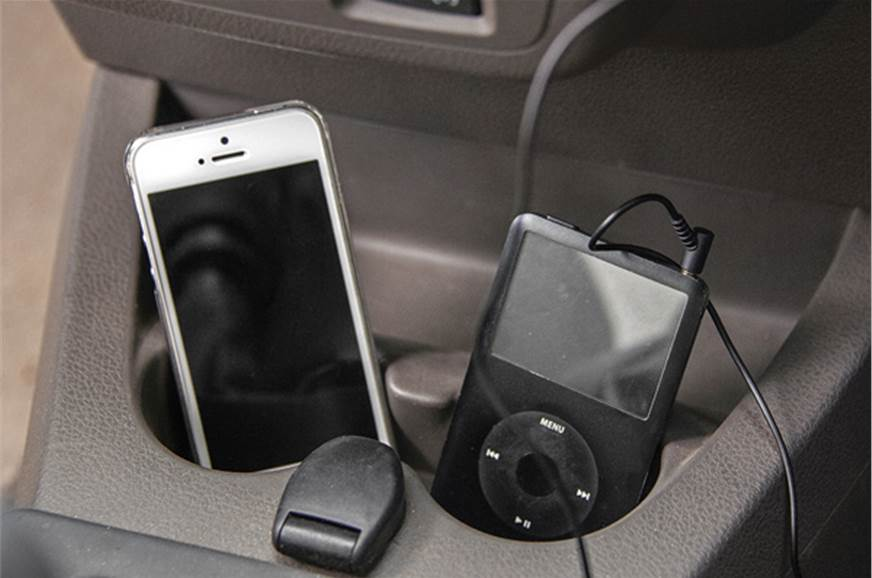 Personal devices go for a tumble in these cupholder-sized...