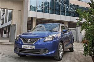 2015 Maruti Baleno long term review, first report