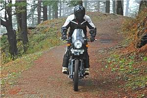 Royal Enfield Himalayan review, test ride
